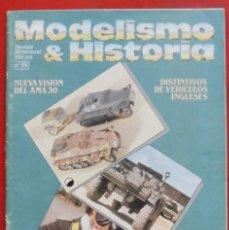 Hobbys: MODELISMO & HISTORIA Nº 39. Lote 219139443