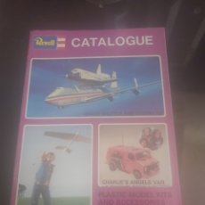 Hobbys: CATALOGO REVELL AÑOS 70. Lote 219369081