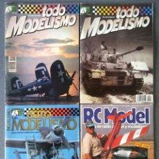 Hobbys: LOTE REVISTAS TODO MODELISMO EURO MODELISMO RC MODEL. Lote 219748081