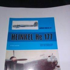 Hobbys: WARPAINT SERIES 33 HEINKEL HE 177. Lote 221100365