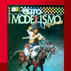 Hobbys: REVISTA EURO MODELISMO FIGURAS, Nº 1, ENERO 2000, - DE ACCIÓN PRESS, - COMO NUEVO - DIFÍCIL. Lote 222391137