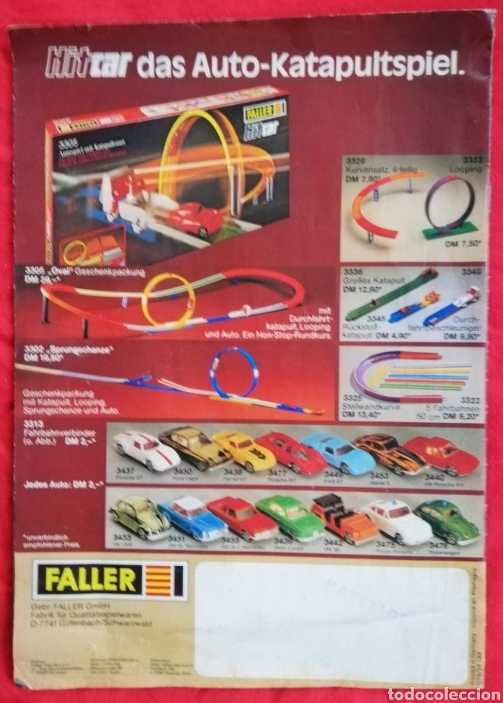 Hobbys: FALLER 79 - ETRAIN ~ PLAYTRAIN ~ a·m·s racing - REVISTA DE 21 PÁGINAS - PJRB - Foto 3 - 222662917