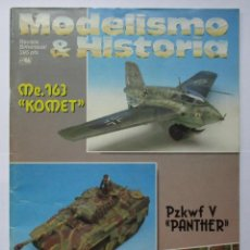 Hobbys: MODELISMO & HISTORIA Nº 46. Lote 223600553