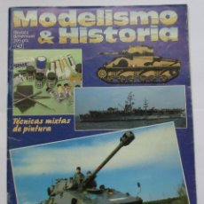 Hobbys: MODELISMO & HISTORIA Nº 43. Lote 223600665