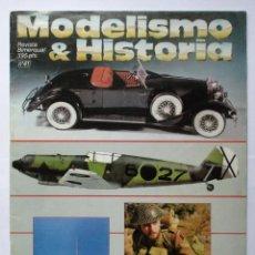 Hobbys: MODELISMO & HISTORIA Nº 41. Lote 223600731
