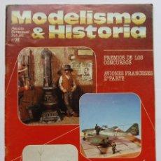 Hobbys: MODELISMO & HISTORIA Nº 38. Lote 223600918