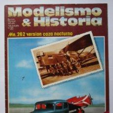 Hobbys: MODELISMO & HISTORIA Nº 37 (1985). Lote 223600977