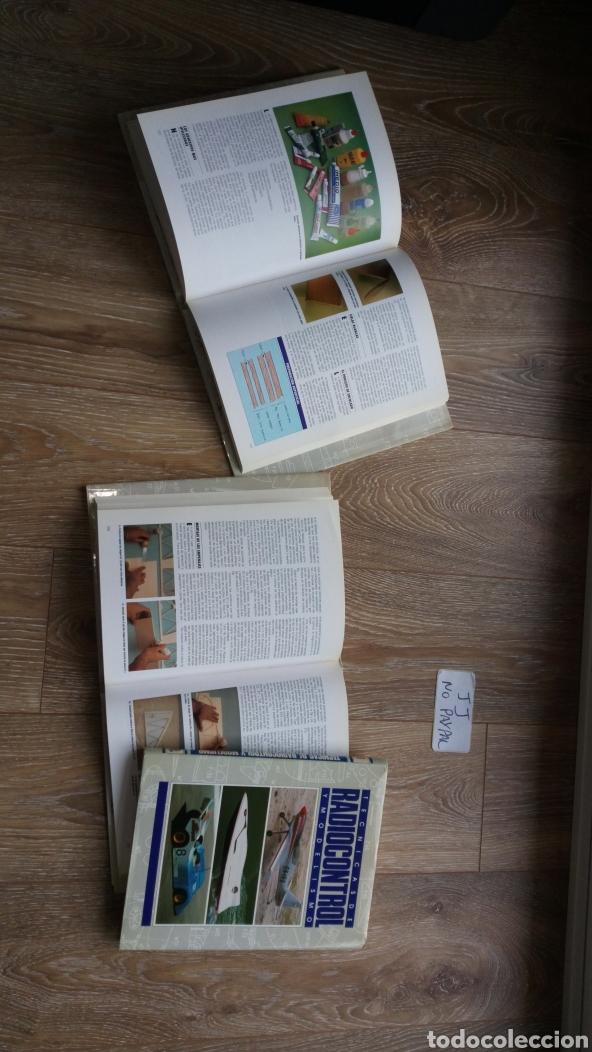 Hobbys: Lote 3 tomos técnicas de radiocontrol y modelismo quorum 1-2-3 en el estado q se ve en la foto - Foto 5 - 227140915
