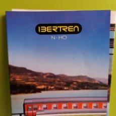 Hobbys: CATALOGO IBERTREN 1987/88 + NOVEDADES IBERTREN CATALOGO MAQUETAS TREN MODELISMO FERROVIARIO IBERTREN. Lote 230802690
