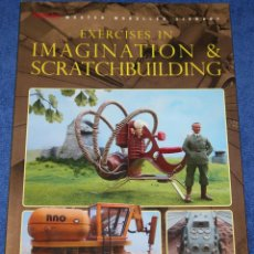 Hobbys: EXERCISES IN IMAGINATION & SCRATCHBUILDING - ANDY PEARSON - HAPPY MEDIUM PRESS (2010). Lote 232671040