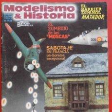 Hobbys: MODELISMO & HISTORIA Nº 3. Lote 233193155