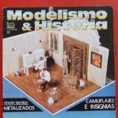 Hobbys: MODELISMO & HISTORIA Nº 29. Lote 233194355