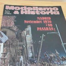 Hobbys: REVISTA MODELISMO&HISTORIA. Lote 233308400