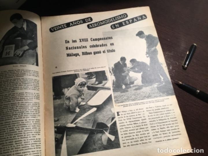 Hobbys: Antiguo periodico campeonato nacional de aeromodelismo1961 - Foto 4 - 234123745