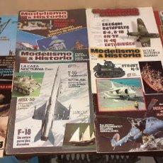 Hobbys: MODELISMO E HISTORIA. Lote 235966565