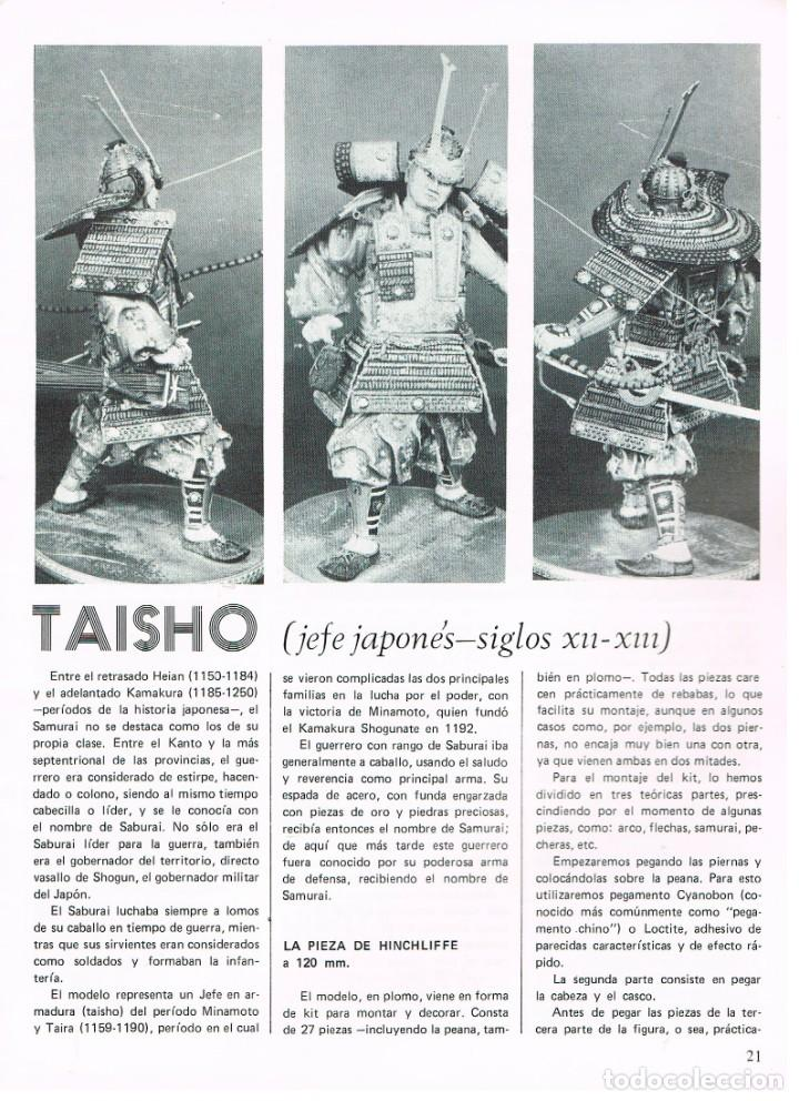 Hobbys: MAQUETA, revista técnica del miniaturista. nº 2. 1978, 60 páginas, ver contenido y ejemplo interior - Foto 7 - 240427295