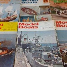 Hobbys: LOTE 54 REVISTA MODEL BOATS. Lote 241059755
