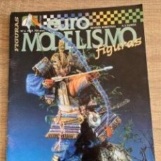 Hobbys: REVISTA EURO MODELISMO FIGURAS N.6. Lote 241868240