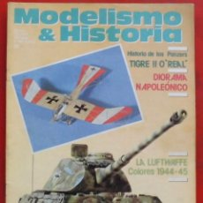 Hobbys: MODELISMO & HISTORIA Nº 25. Lote 242430005