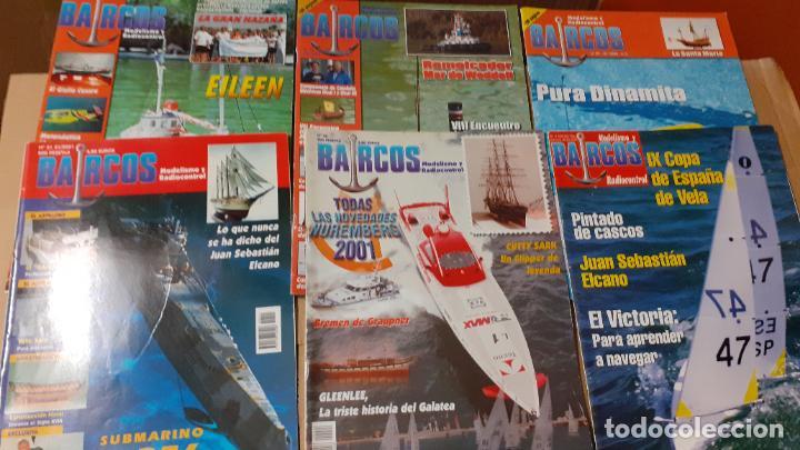 BARCOS, MODELISMO Y RADIOCONTROL (Juguetes - Modelismo y Radiocontrol - Revistas)