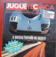 Hobbys: JUGUETETÉCNICA AÑO 1990 ENERO-FEBRERO. Lote 254297470