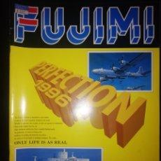 Hobbys: CATÁLOGO FUJIMI PERFECTION 1996 MODELISMO CIVIL Y MILITAR. Lote 254641955