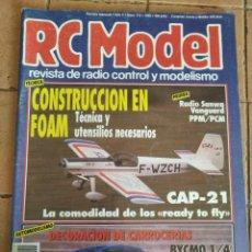 Hobbys: RC MODEL, REVISTA DE RADIOCRONTROL Y MODELISMO - AÑO 1990 - Nº 115. Lote 254707555