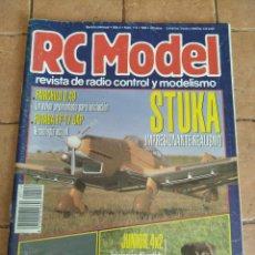 Hobbys: RC MODEL, REVISTA DE RADIOCRONTROL Y MODELISMO - AÑO 1990 - Nº 114. Lote 254707615