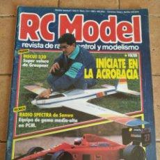 Hobbys: RC MODEL, REVISTA DE RADIOCRONTROL Y MODELISMO - AÑO 1990 - Nº 113. Lote 254707695