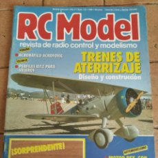 Hobbys: RC MODEL, REVISTA DE RADIOCRONTROL Y MODELISMO - AÑO 1990 - Nº 112. Lote 254707760