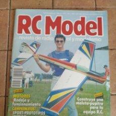 Hobbys: RC MODEL, REVISTA DE RADIOCRONTROL Y MODELISMO - AÑO 1989 - Nº 106. Lote 254707965