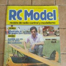 Hobbys: RC MODEL, REVISTA DE RADIOCRONTROL Y MODELISMO - AÑO 1988 - Nº 92. Lote 254708065