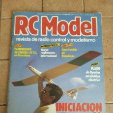 Hobbys: RC MODEL, REVISTA DE RADIOCRONTROL Y MODELISMO - AÑO 1988 - Nº 91. Lote 254708190