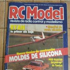 Hobbys: RC MODEL, REVISTA DE RADIOCRONTROL Y MODELISMO - AÑO 1991 - Nº 119. Lote 254708395