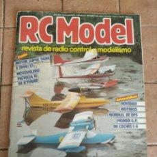 Hobbys: RC MODEL, REVISTA DE RADIOCRONTROL Y MODELISMO - AÑO 1988 - Nº 90. Lote 254708515