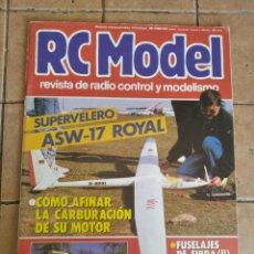 Hobbys: RC MODEL, REVISTA DE RADIOCRONTROL Y MODELISMO - AÑO 1988 - Nº 88. Lote 254710390