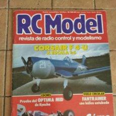 Hobbys: RC MODEL, REVISTA DE RADIOCRONTROL Y MODELISMO - AÑO 1988 - Nº 85. Lote 293425918