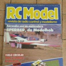 Hobbys: RC MODEL, REVISTA DE RADIOCRONTROL Y MODELISMO - AÑO 1988 - Nº 84. Lote 254710590