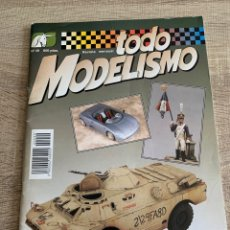 Hobbys: REVISTA TODO MODELISMO N.49. Lote 257472310