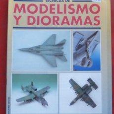 Hobbys: MODELISMO Y DIORAMAS Nº 34. Lote 262020155
