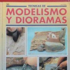 Hobbys: MODELISMO Y DIORAMAS Nº 35. Lote 262020170