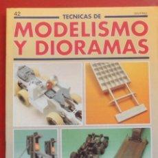 Hobbys: MODELISMO Y DIORAMAS Nº 42. Lote 262020295