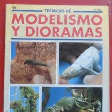 Hobbys: MODELISMO Y DIORAMAS Nº 55. Lote 262020340
