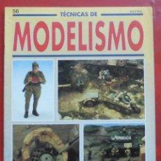 Hobbys: MODELISMO Y DIORAMAS Nº 56. Lote 262020360
