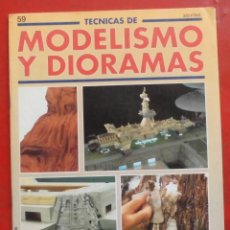 Hobbys: MODELISMO Y DIORAMAS Nº 59. Lote 262020465