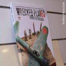 Hobbys: WRECKED PLANES AVIONES DESTROZADOS EN INGLES Y ESPAÑOL - AK INTERACTIVE 2020 OFERTA. Lote 262764525