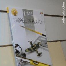 Hobbys: PROPELLER PLANES AVIONES DE HELICE EN INGLES Y ESPAÑOL - AMMO OF MIG JIMENEZ 2020 OFERTA. Lote 262766475