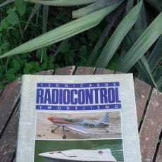 Hobbys: TÉCNICAS DE RADIOCONTROL Y MODELISMO AÑOS 90 /6 TOMOS COMPLETA 60 REVISTAS. Lote 269160468
