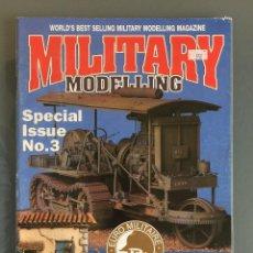 Hobbys: MILITARY MODELLING VOL 29 Nº 13 OCTUBRE-NOVIEMBRE 1999 Nº ESPECIAL Nº3 DEDICADO A EUROMILITAIRE 1999. Lote 269195098