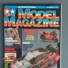 Hobbys: TAMIYA MODEL MAGAZINE Nº 32 OCTUBRE-NOVIEMBRE 1992. Lote 269217188